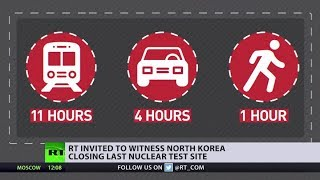 RT correspondent's road trip to North Korean nuclear site - RUSSIATODAY