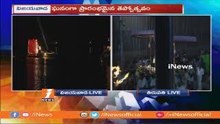 Lord Malayappa Swamy Raids On Bangaru Tiruchi Vahanam in Tirumala | Brahmotsavam 2018 | iNews - INEWS