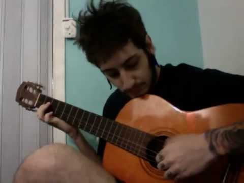Classical Guitar - Pavana I by Luis Milán
