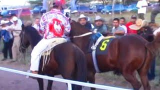 Carreras de caballos en Villanueva (Villanueva, Zacatecas)