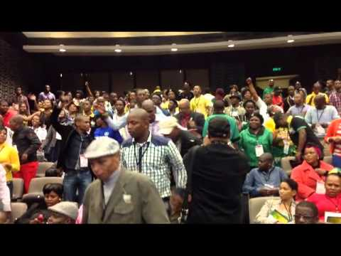 Chairman Jack Sims Dances with Joy among the Youth of South Africa
