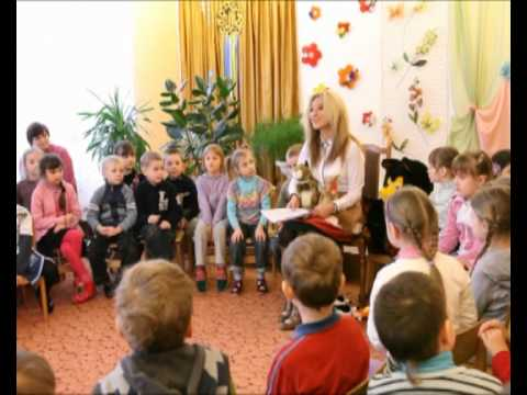 Наталка Карпа прочитала дітям казочку!