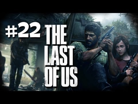 The Last of Us Gameplay Walkthrough Part 22 - University - PS3 Gameplay