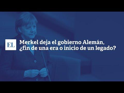 MERKEL DEJA EL GOBIERNO ALEM�N, ¿FIN DE UNA ERA O INICIO DE UN LEGADO?