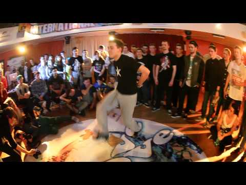 Duke vs. Singa | 1/16 TOP32 | Move&Prove International 2014