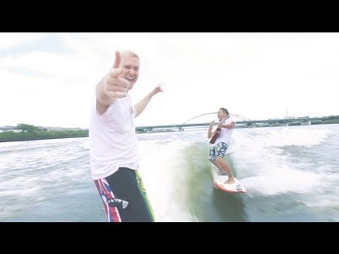 Def Tech / take it HIGHER!!   (SUPER SURFIN' VIDEO)