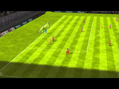 FIFA 14 iPhone/iPad - brianlio223 vs. Olympiakos CFP
