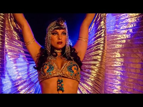 Vintage Belly Dance by Alia - Queen of the Nile - Ruby Revue