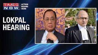 Lokpal Hearing: Heated argument between CJI Ranjan Gogoi & Prashant Bhushan - TIMESNOWONLINE