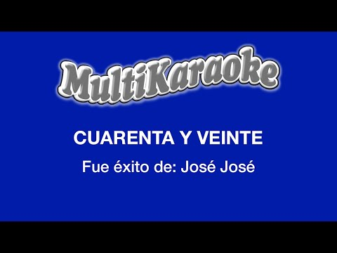 Multi Karaoke - Cuarenta Y Veinte