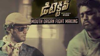 Vishal's DETECTIVE Mouth Organ fight Making | Anu Emmanuel | Andrea | Mysskin | Thupparivaalan - IGTELUGU