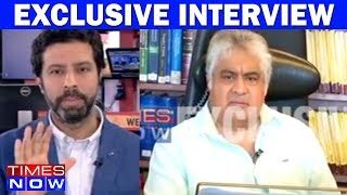 Malegaon Blast Case: Harish Salve Speaks With Rahul Shivshankar - TIMESNOWONLINE