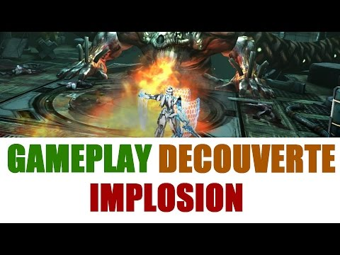 Implosion : Gameplay du nouveau RPG de Rayark