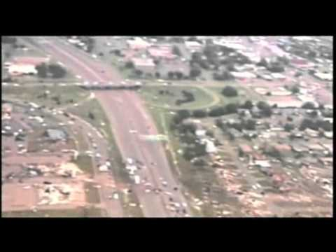 Raw: Aftermath of Massive Tornado in Oklahoma