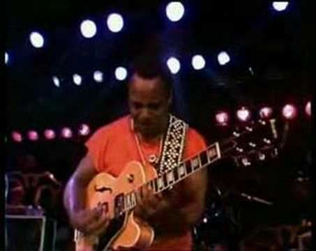 george benson  - Take Five 1976 Montreux 1986