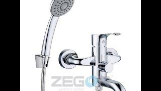 Распаковка #3  |Смеситель для ванны ZEGOR Z65-LOB7-A128