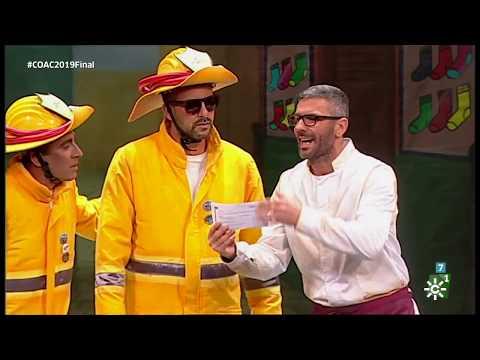 La agrupación Brigada amarilla (Agüita con nojostros) llega al COAC 2019 en la modalidad de Cuartetos. En años anteriores (2018) concursaron en el Teatro Falla como El equipo A minúscula (Comando Caleti), consiguiendo una clasificación en el concurso de Final.