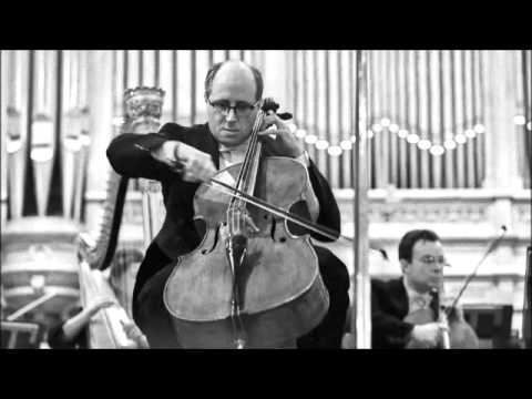 Myaskovsky's Cello sonata No.2 Op.81 - Mstislav Rostropovich - First movemenet