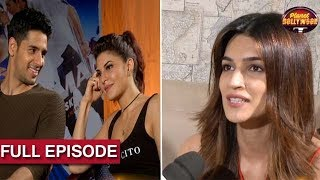 Jacqueline's Take On Best Kisser Between Sidharth & Emraan | Kriti's Excitement For Ganesh Chaturthi