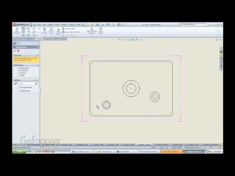 SolidWorks- Offset Section Views