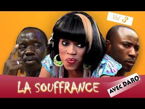 Théâtre Sénégalais - La Souffrance avec Daro - Vol 3 - (VFC)