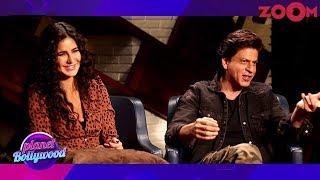 'Zero' stars Shah Rukh Khan & Katrina Kaif get candid on Zoom - ZOOMDEKHO