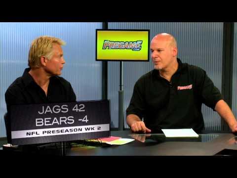 NFL Free Picks: Jacksonville Jaguars vs Chicago Bears