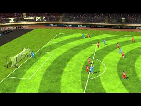FIFA 14 Android - only-one-joker VS Olympiakos CFP