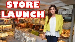 Twinkle Khanna celabrates her store launch and Diwali with zoOm! - Exclusive