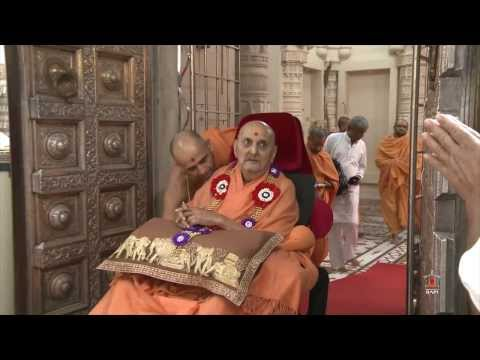 Guruhari Darshan 20 to 25 Nov. 2013, Sarangpur, India