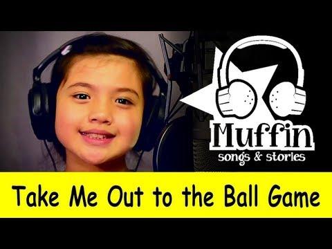 Muffin Songs – Take Me Out to the Ball Game Tekerlemeler ve İngilizce Çocuk Şarkıları