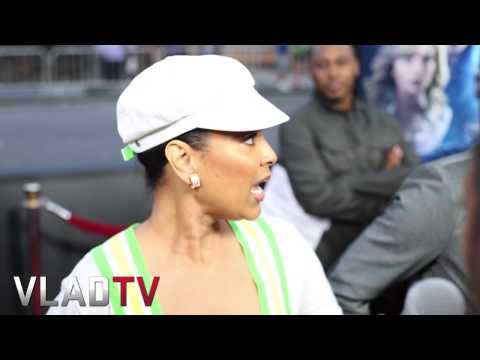 Lisa Raye Gets Videobombed By Affion Crockett