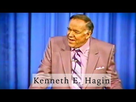 Video #7 Kenneth E Hagin, The Holy Spirit in You Seminar 01, 04-23-1967