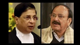 CJI impeachment: Venkaiah Naidu rejects notice by opposition parties - TIMESOFINDIACHANNEL