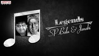 Legends - S.P. Balu & Janaki | Telugu Golden Songs Jukebox Vol. 1 - ADITYAMUSIC