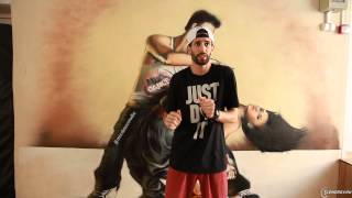 Хип-хоп танцы – школа | Урок 12 | Harlem Shake, Skate и Jack-in-the-Box