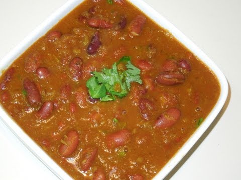 Rajma Masala (Red Kidney Beans Curry)