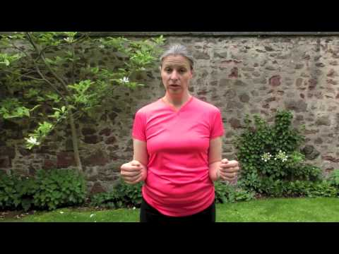 How Your Hands Affect Your Running Arm Swing
