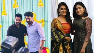 Jr Ntr At Kalyanram New Movie Opening Event Photos | Jr Ntr | Kalyanram - RAJSHRITELUGU