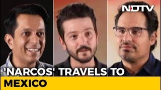Spotlight - In Conversation With Narcos: Mexico Stars - NDTV