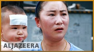 🇨🇳 China: Hundreds of thousands of children given fake vaccines | Al Jazeera English - ALJAZEERAENGLISH
