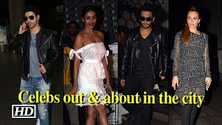 Celebs out and about in the city! - IANSINDIA
