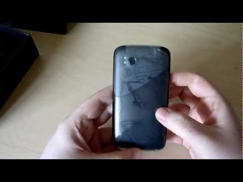 HTC Sensation - Unboxing