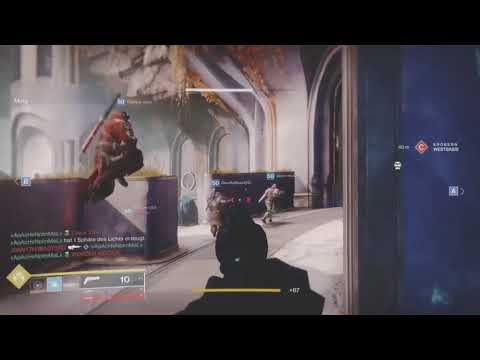 Iron Banner Team Wipe l Stormtrance