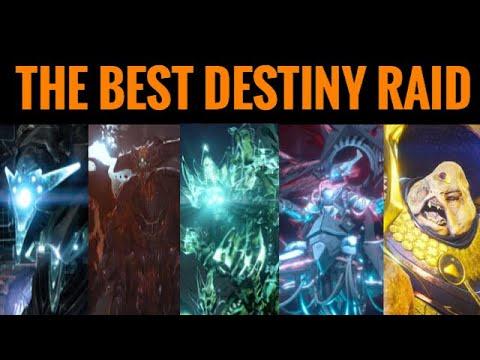 The Best Destiny Raid