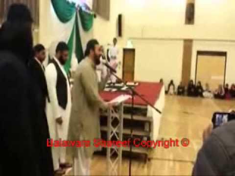 Haq Badshah Sarkar Ji In Peterborough Naat Khawan Nasir Khan June 2013