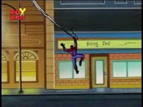 """Spiderman Odcinek 50 """"Polowanie na Mary Jane"""" (1/2)"""