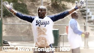 Crips Kill Crips. This Softball League Is Changing That. (HBO) - VICENEWS