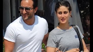 Kareena has no plans to work with Saif - IANSINDIA