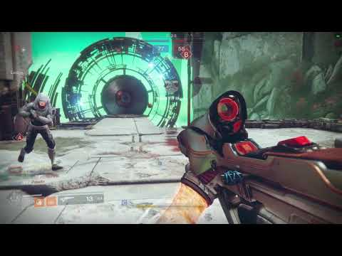 And that's why you use Sleeper in Crucible
